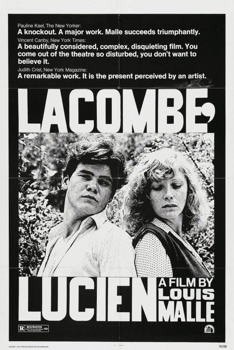 Lacombe, Lucien Poster