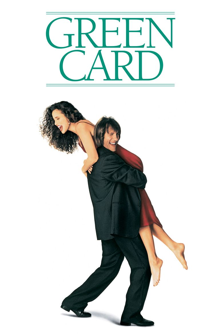Green Card Poster