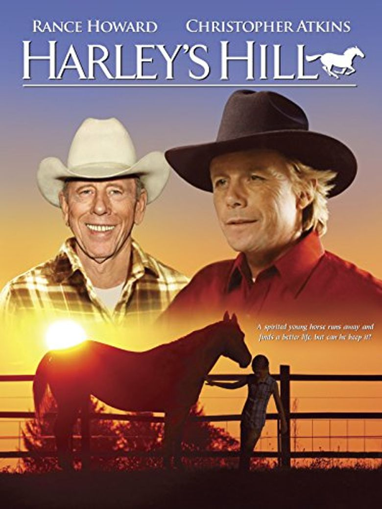 Harley's Hill Poster
