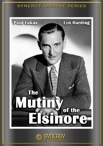The Mutiny Of The Elsinore Poster