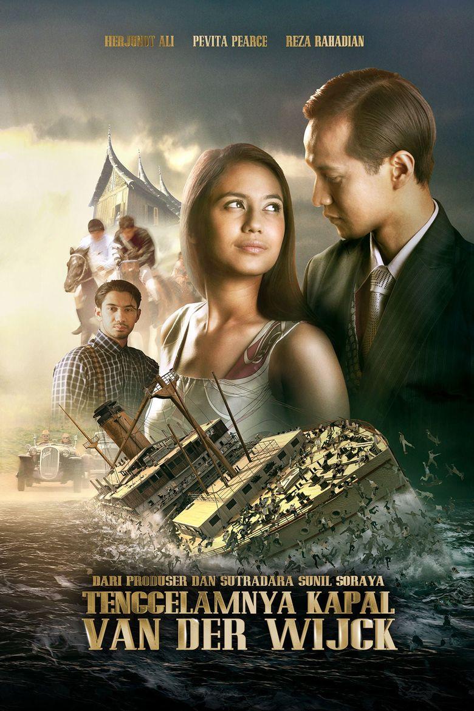 The Sinking of Van Der Wijck Poster