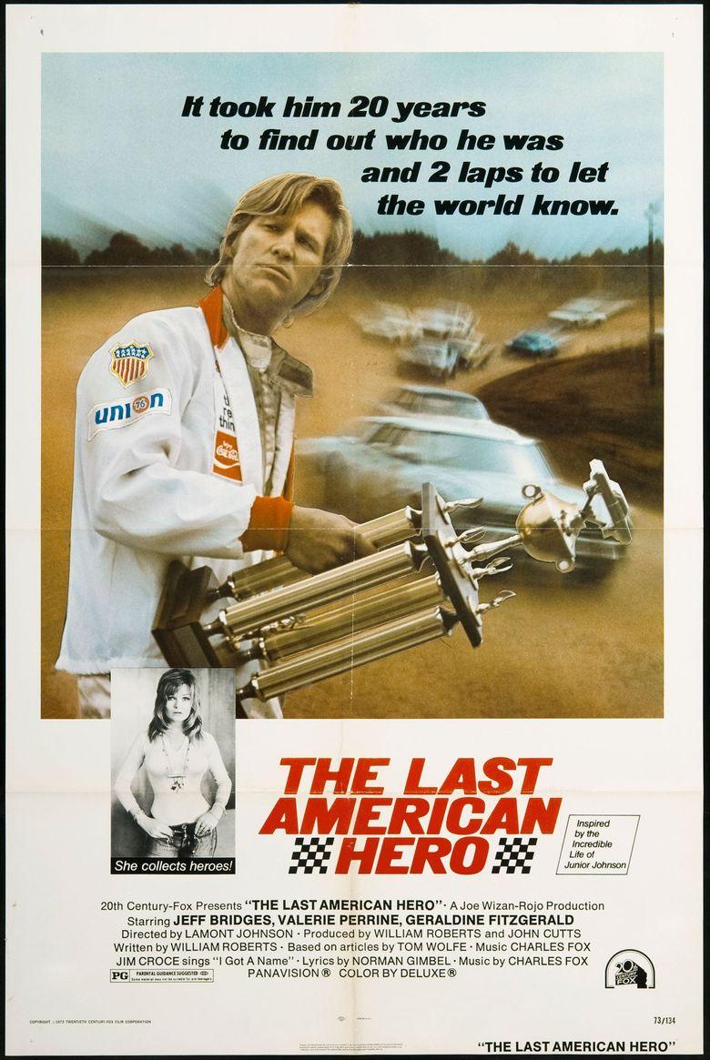 The Last American Hero Poster