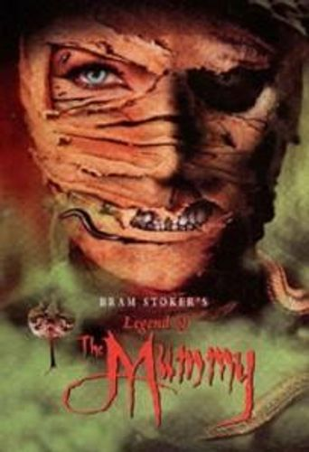 Bram Stoker's Legend of the Mummy Poster
