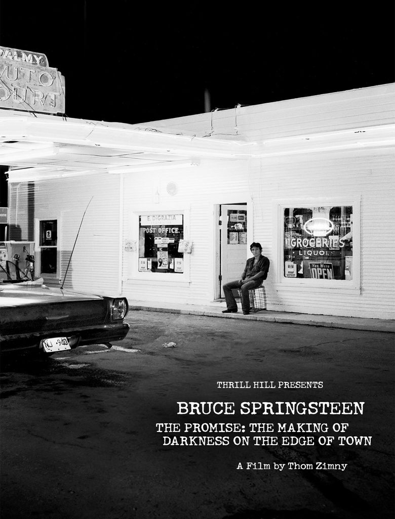 Bruce Springsteen: The Promise - The Making of Darkness on the Edge of Town Poster
