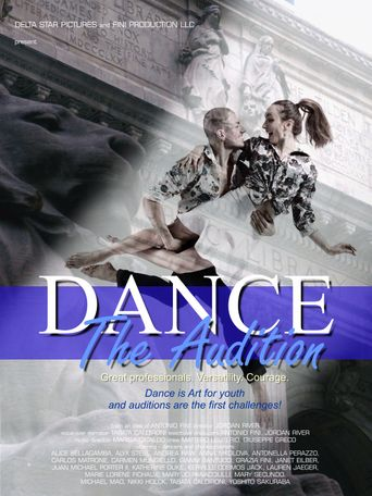 Dance: The Audition Poster