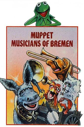The Muppet Musicians of Bremen Poster