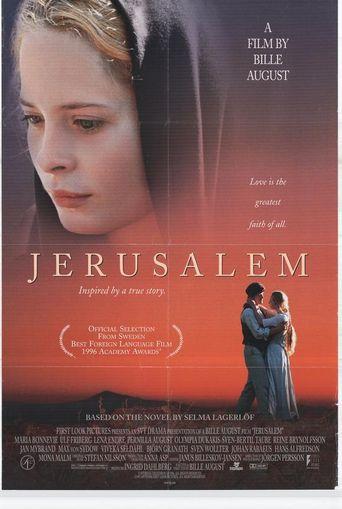 Jerusalem Poster