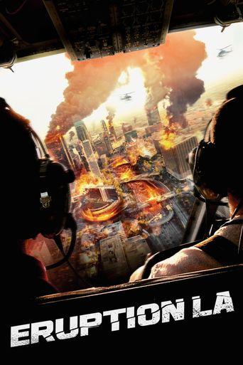 Eruption: LA Poster