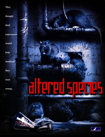 Altered Species Poster