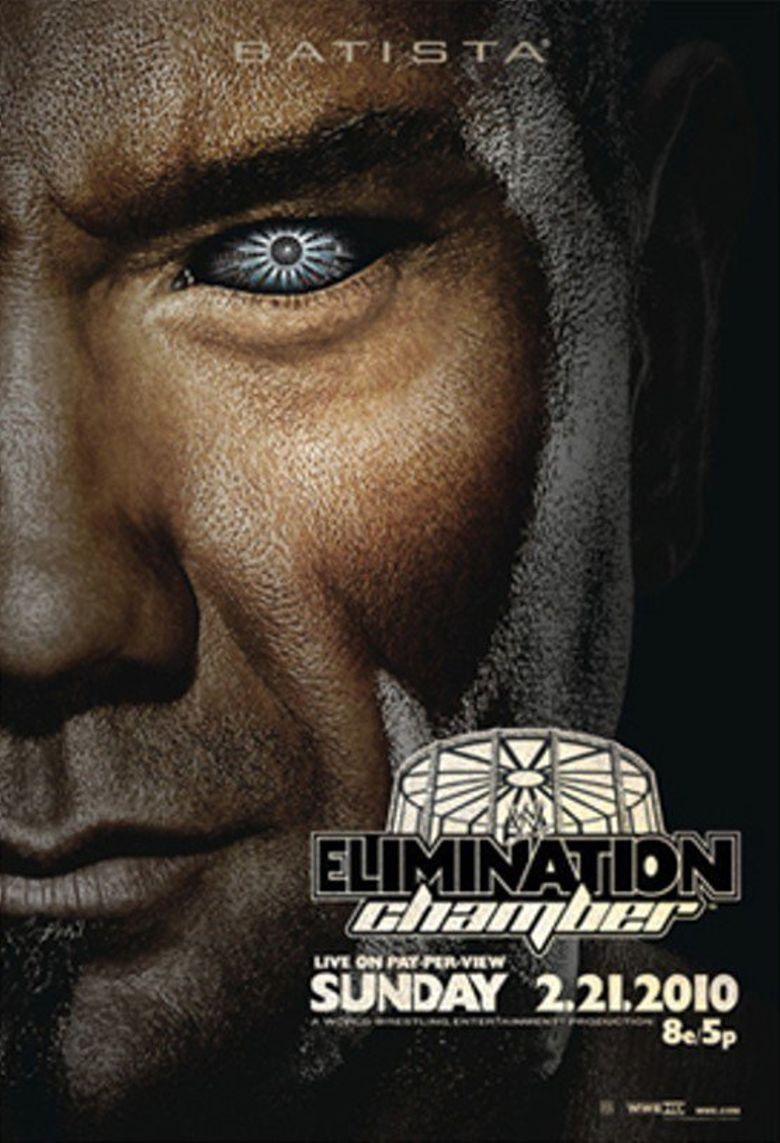 WWE Elimination Chamber 2010 Poster