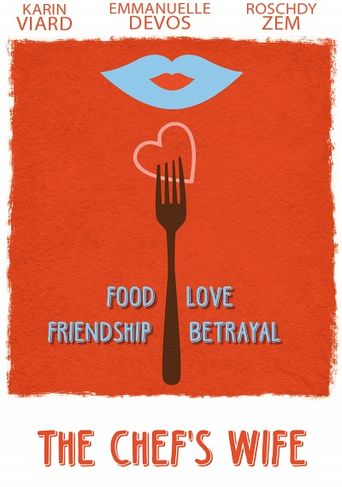 The Chef's Wife Poster