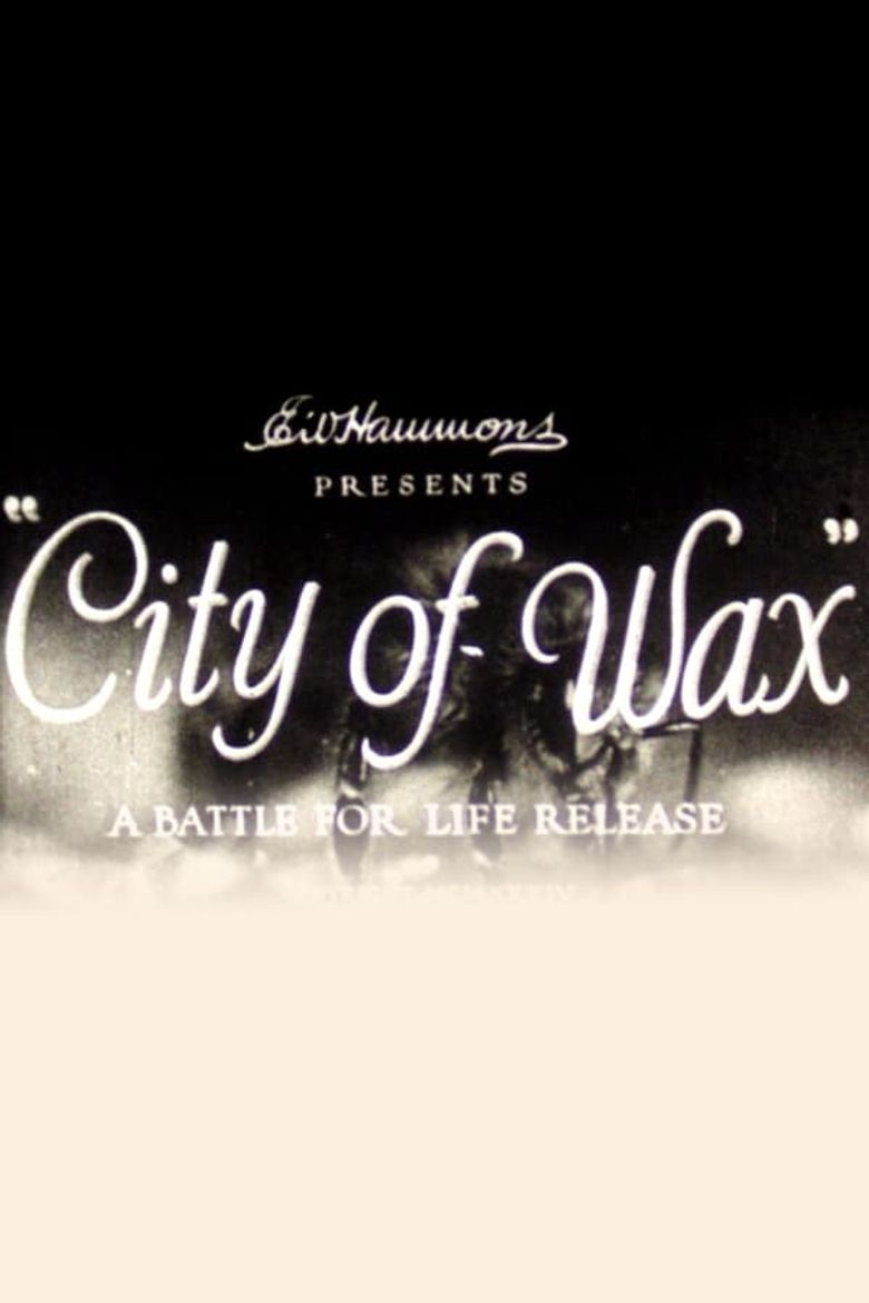City of Wax Poster