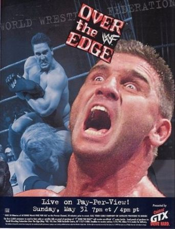 WWE Over the Edge: In Your House Poster