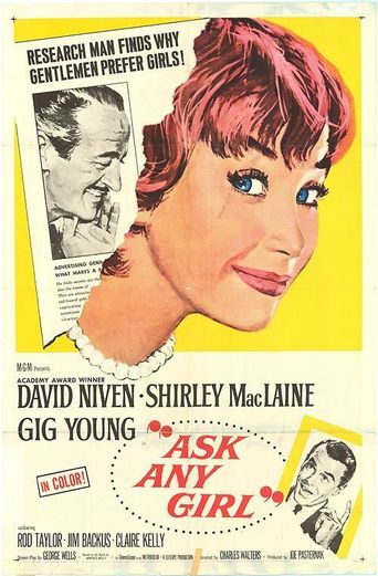 Ask Any Girl Poster