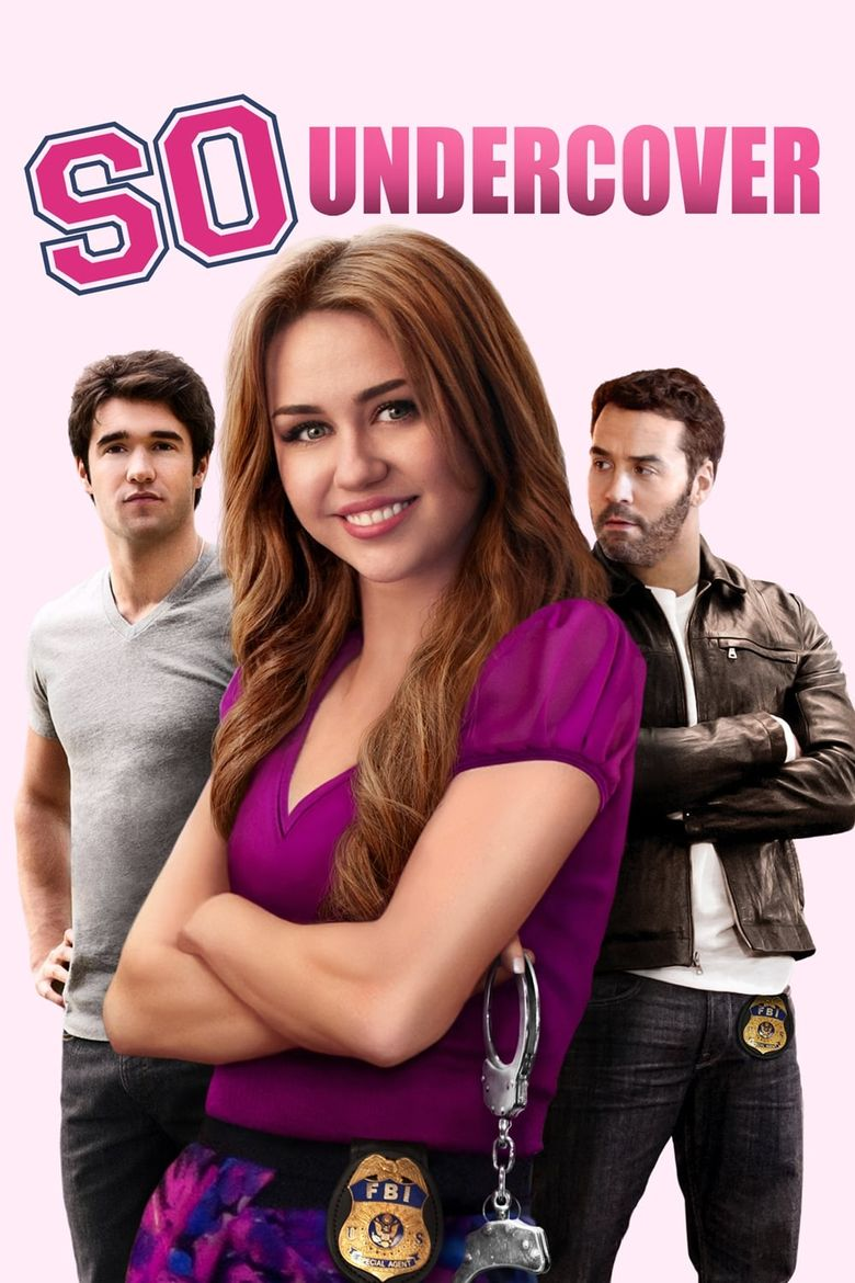 So Undercover Poster