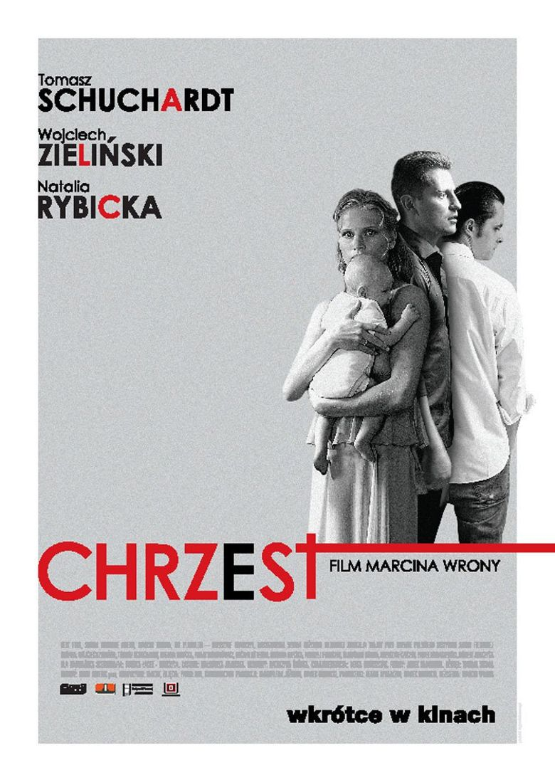 The Christening Poster