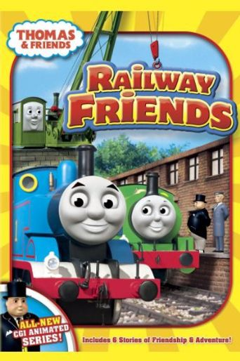 Watch Thomas & Friends: Railway Friends