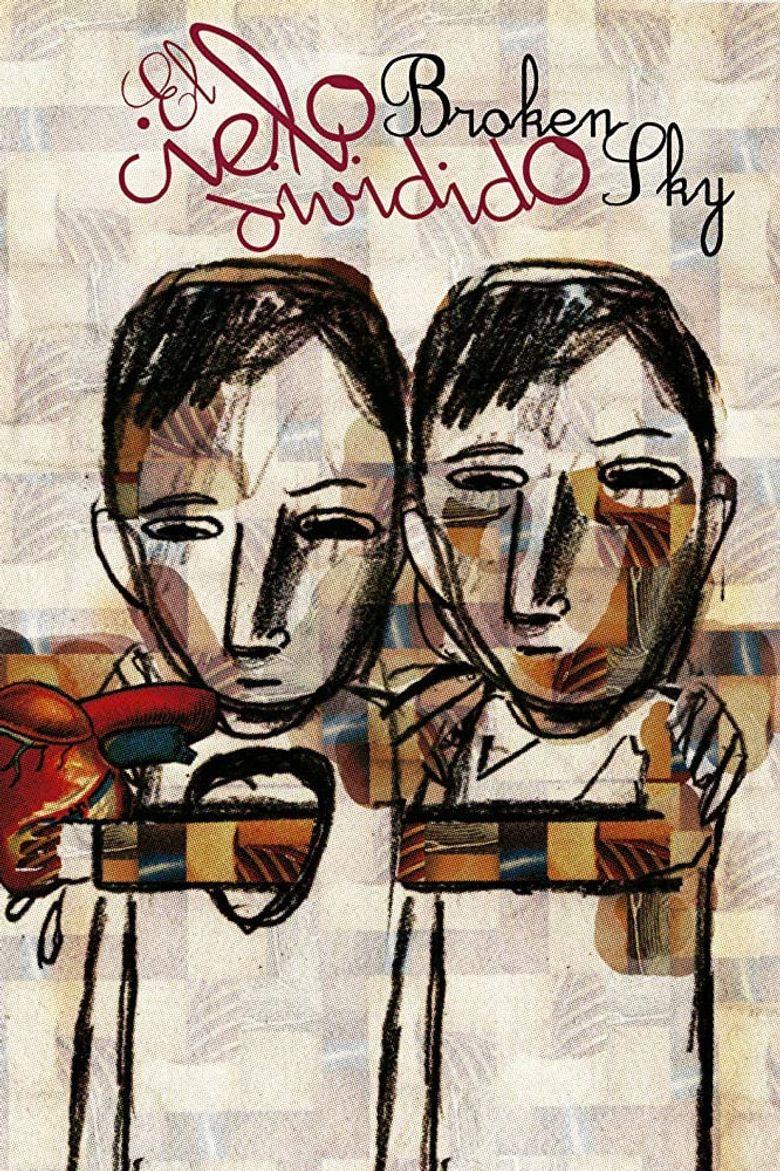 Broken Sky Poster