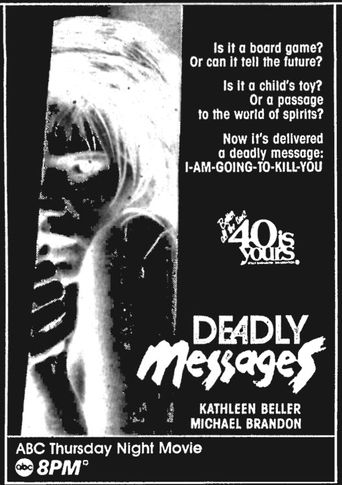 Deadly Messages Poster