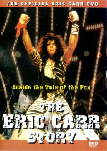 Tail of the Fox: Eric Carr Poster