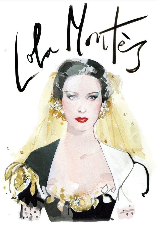 Lola Montès Poster