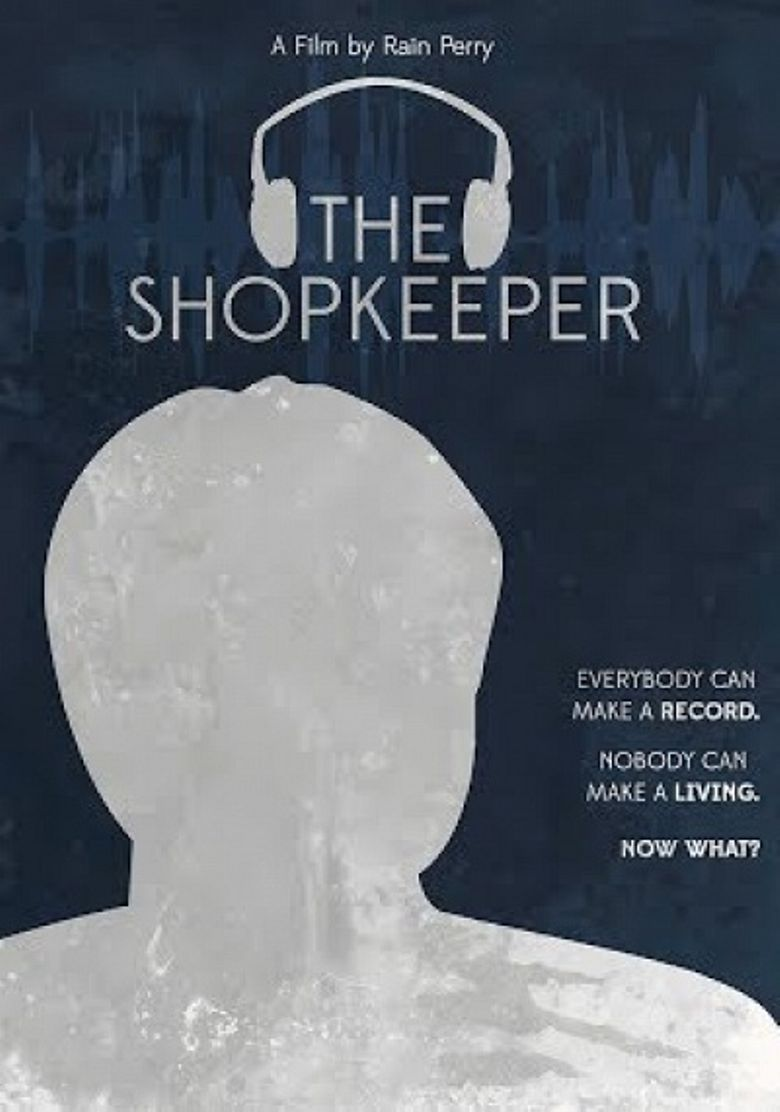 The Shopkeeper Poster