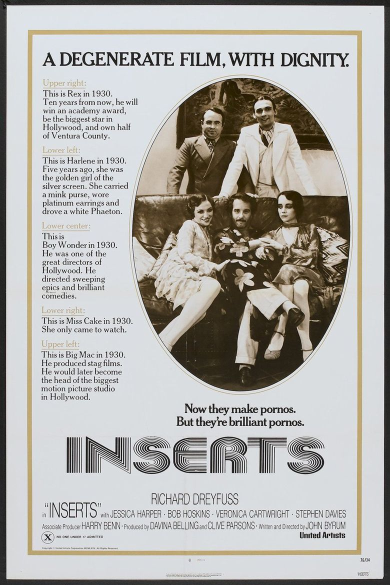 Inserts Poster