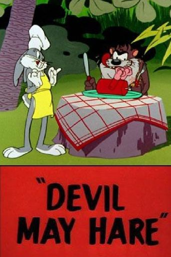Devil May Hare Poster
