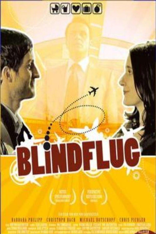 Blindflug Poster