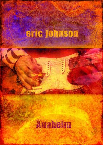 Eric Johnson: Live from the Grove Poster