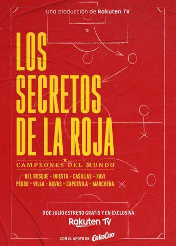 Los Secretos De La Roja - Campeones Del Mundo Poster