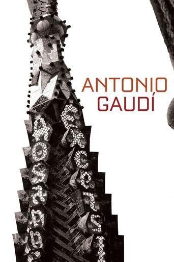 Antonio Gaudí Poster