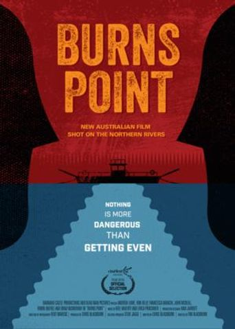 Burns Point Poster