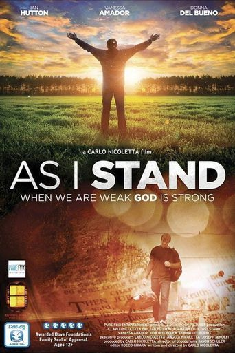 As I Stand Poster