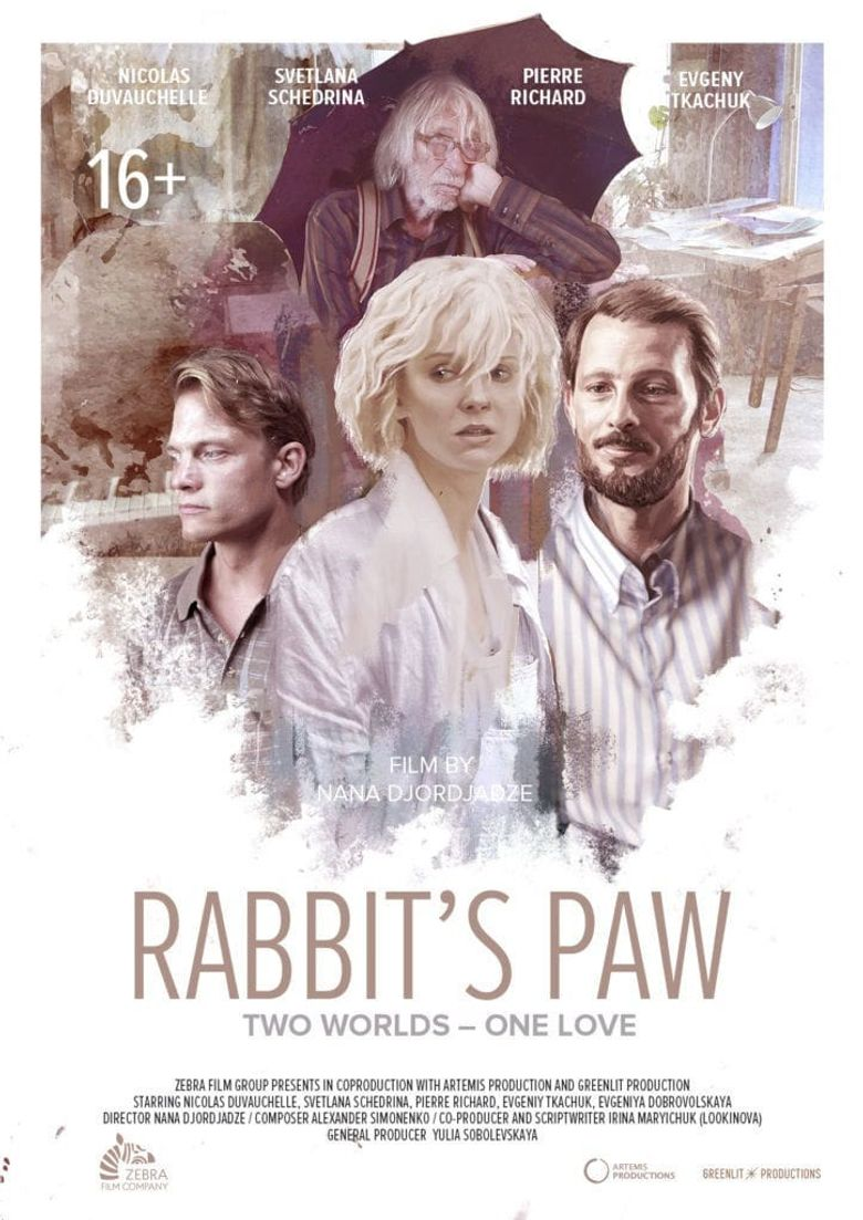 Rabbit's Paw Poster