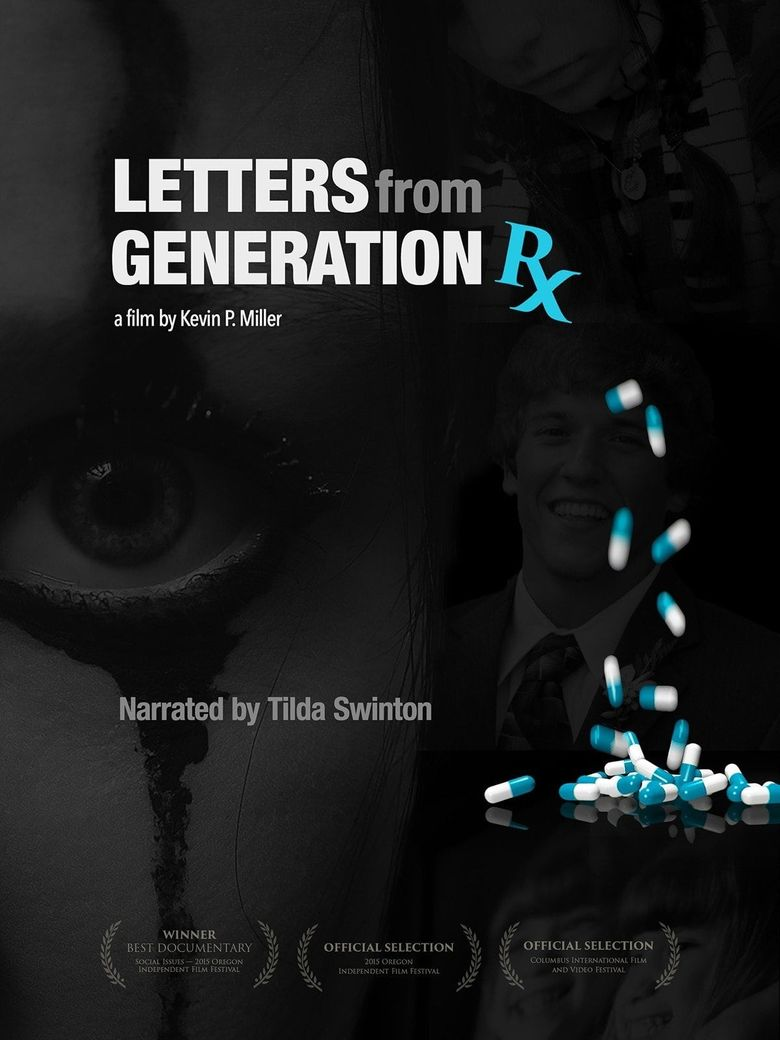 Letters from Generation RX Poster