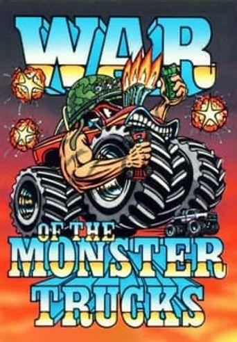 War of the Monster Trucks Poster