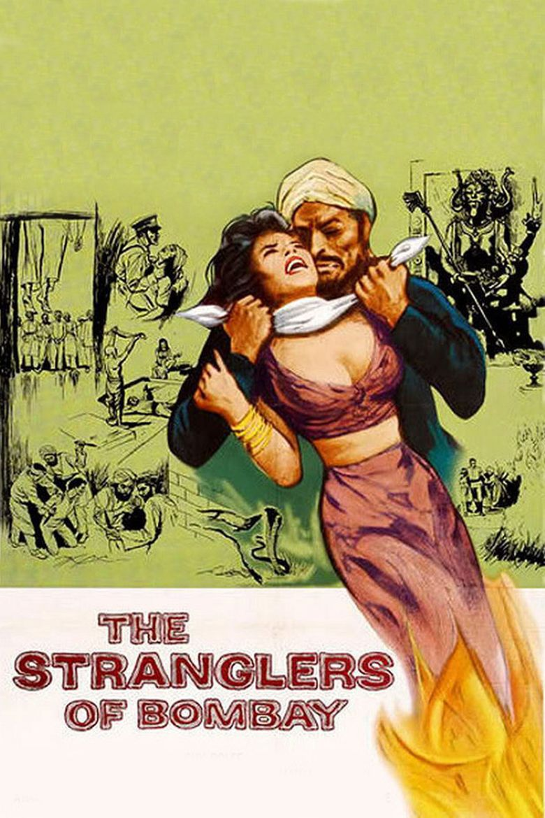 The Stranglers of Bombay Poster