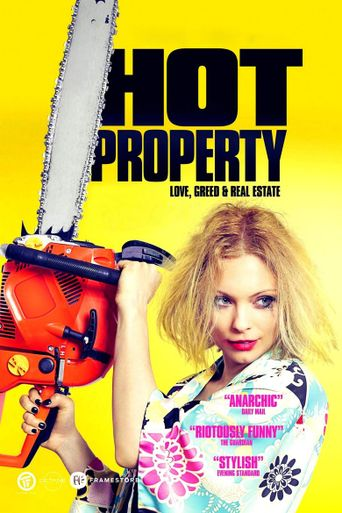 Hot Property Poster