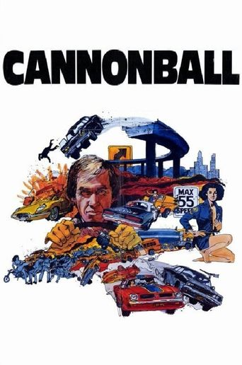 Cannonball Poster