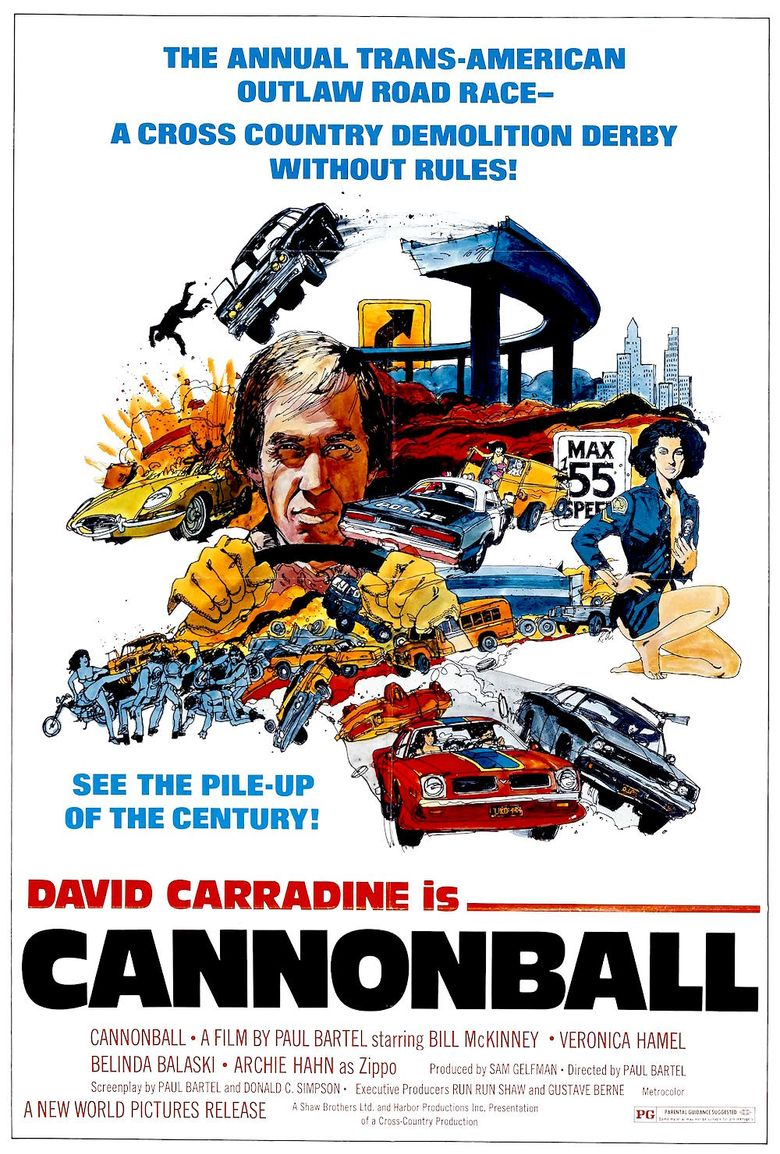 Watch Cannonball