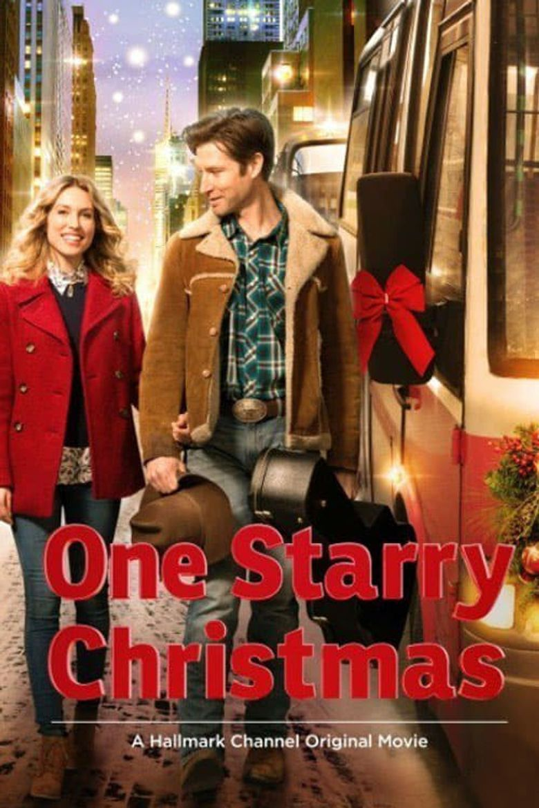 One Starry Christmas Poster
