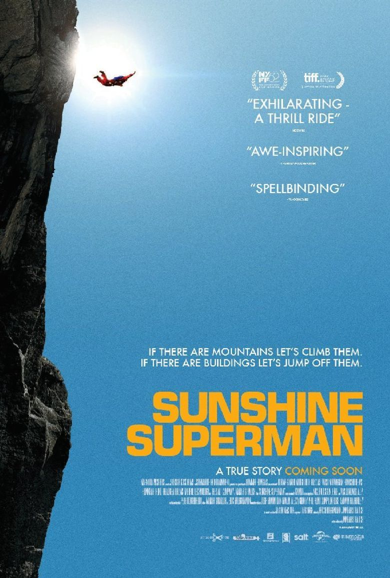 Sunshine Superman Poster