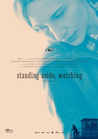 Standing Aside, Watching Poster