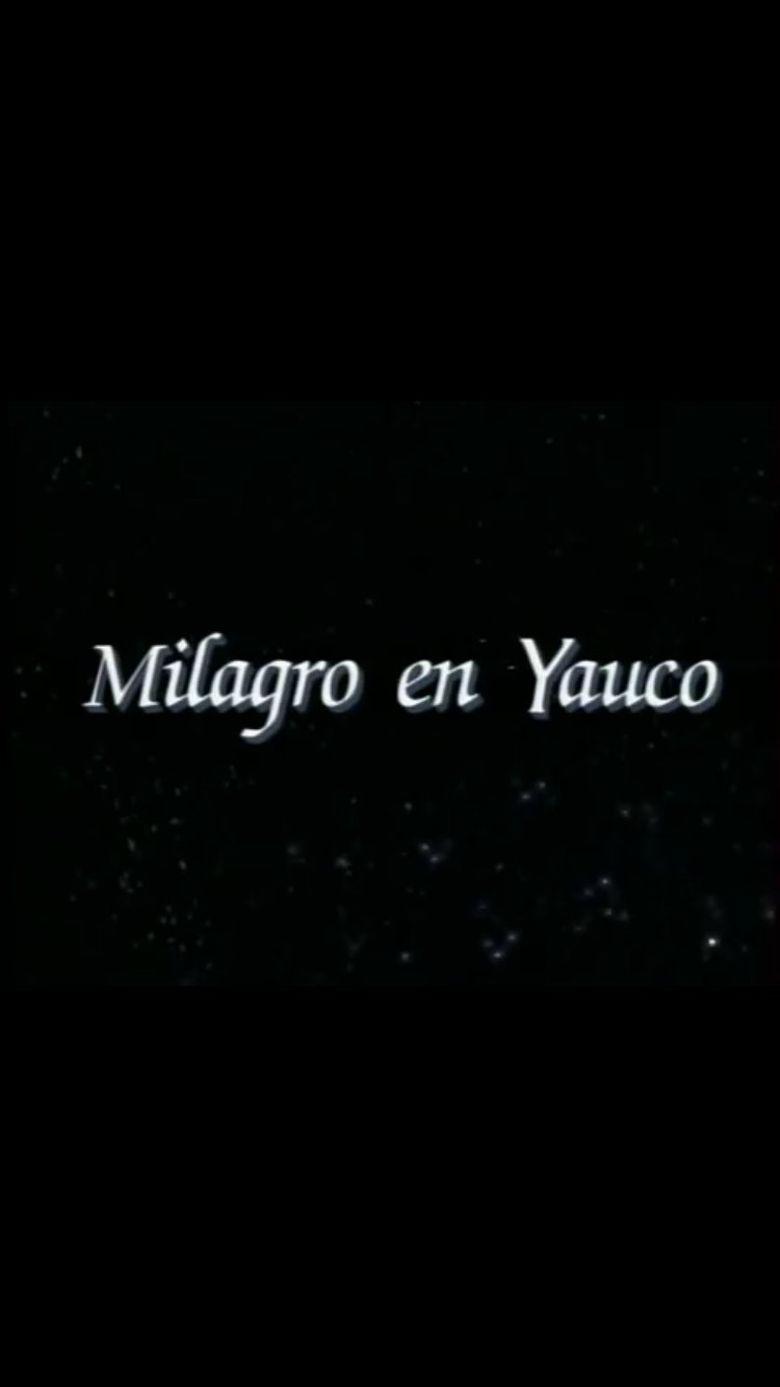 Milagro en Yauco Poster