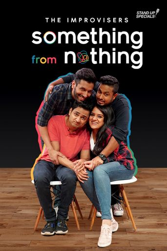 The Improvisers: Something from Nothing Poster