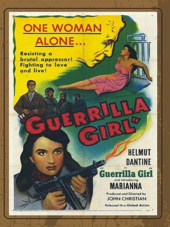 Guerrilla Girl Poster