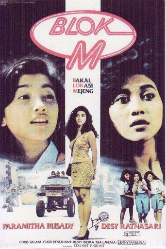 Blok M Poster