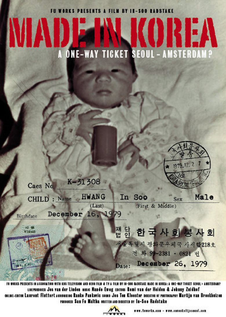 Made in Korea: A One Way Ticket Seoul-Amsterdam? Poster