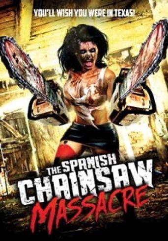 The Spanish Chainsaw Massacre Poster